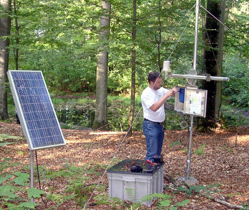 Forest and Landscape Monitoring -1