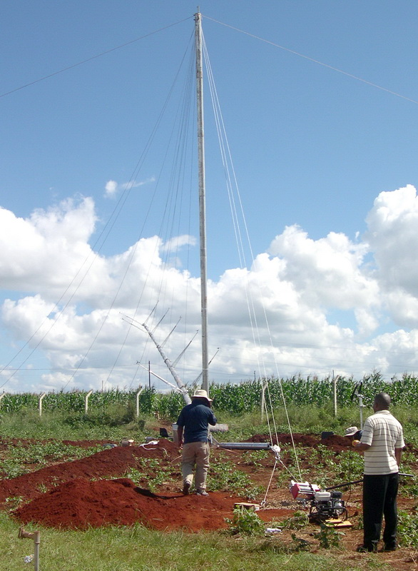 NRG Weather Station for Swaziland - 2
