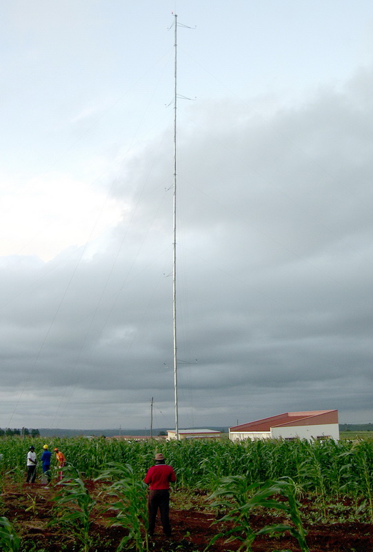 NRG Weather Station for Swaziland -1