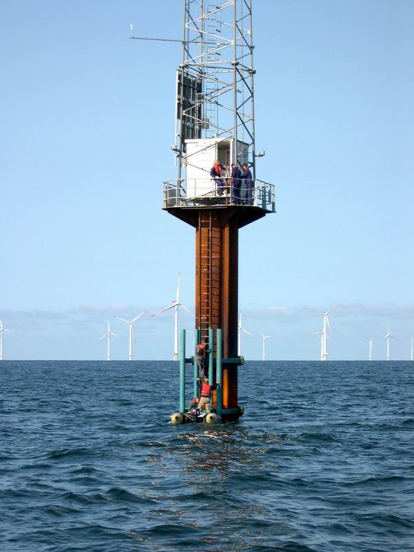 Offshore Measurements from Wake Masts -2