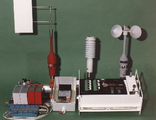 Weather Station for Electricity - Heating Supply Utilities