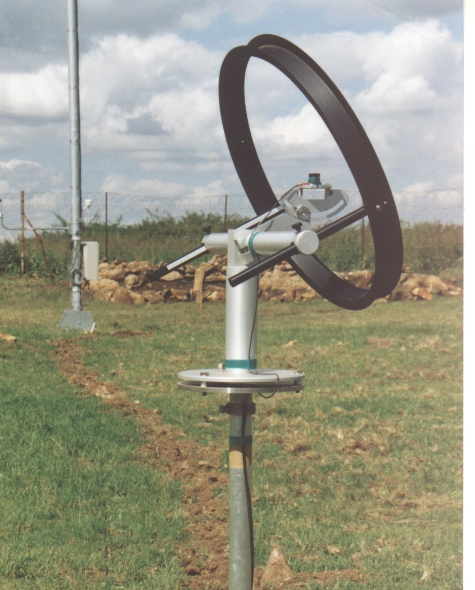 Weather Stations for General Meteorological Measurements -1