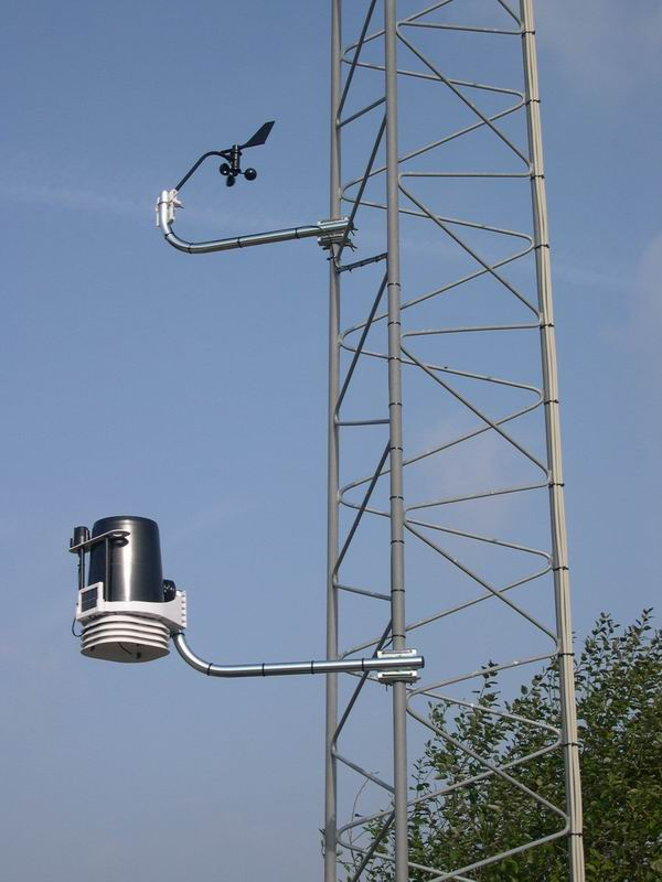 Weather Stations for Waste Depositing