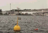 Costal Monitoring Buoy System for a Mining Industry